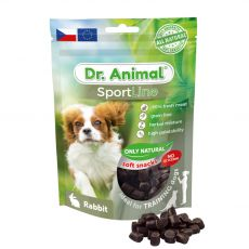 Dr.Animal SportLine królik 100 g