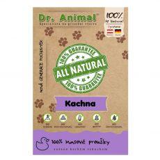 Dr.Animal 100 % mięsne prążki z kaczki 80 g