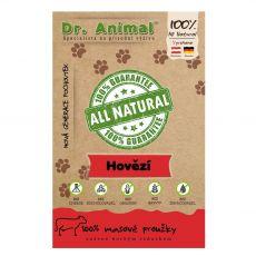 Dr.Animal 100 % mięsne prążki z wołowiny 80 g