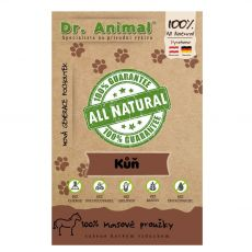 Dr.Animal 100 % mięsne prążki z konia 80 g