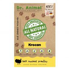 Dr.Animal 100 % mięsne prążki z indyka 80 g