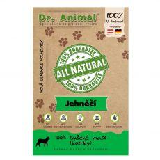 Dr.Animal 100 % mięsne kostki z jagnięciny 80 g