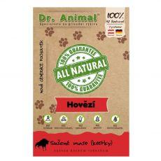 Dr.Animal 100 % mięsne kostki z wołowiny 80 g