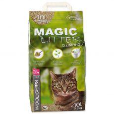 Żwirek Magic Cat Litter Woodchips 10 l / 4,3 kg