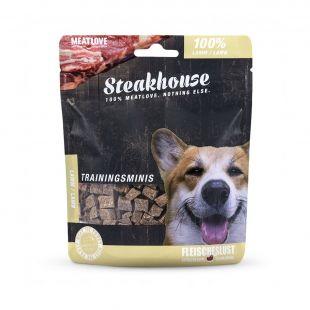 Meat Love Steakhouse Mini przekąski 100 % jagnięcina 100 g