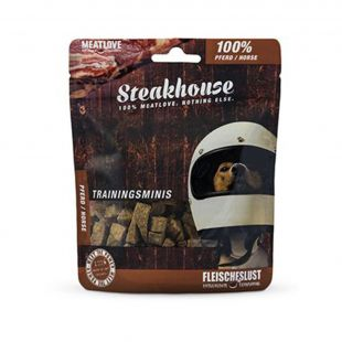 Meat Love Steakhouse Mini przysmaki 100 % koń 100 g