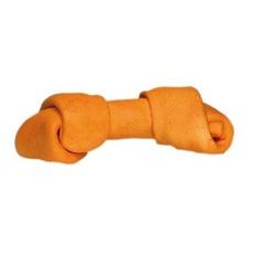 Kość do gryzienia dla psów - pomarańczowa 250 g