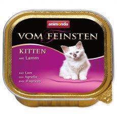 Animonda Vom Feinsten Kitten - jagnięcina 100 g