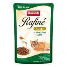 Animonda Rafiné Cat wołowina, gęś i jabłko 100 g