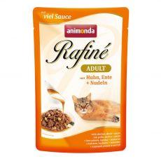 Animonda Rafiné Cat kurczak, kaczka i makaron 100 g