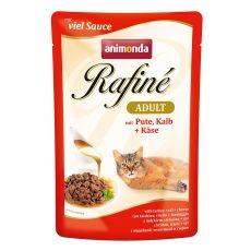 Animonda Rafiné Cat indyk, cielęcina i ser 100 g