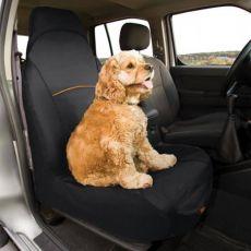 Pokrowiec ochronny na przednie siedzenie Kurgo Co-Pilot Bucket Seat Cover czarny
