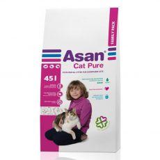 Asan Cat Pure ściółka dla kotów 45 L