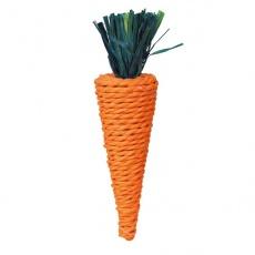 Zabawka dla gryzoni - marchewka