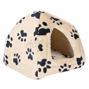 IGLO pluszowe legowisko dla psów i kotów - 40 x 40 x 35 cm