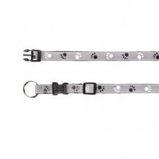 Odblaskowa obroża dla psa - XS - S, 22 - 35 cm