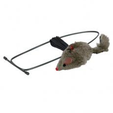 Zabawka dla kota - mysz na ramce