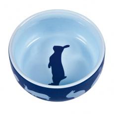 Ceramiczna miska z króliczkiem - 250 ml