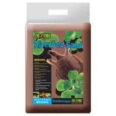 Piasek do terrarium - brązowy 4,5kg