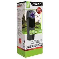 Wewnętrzny filtr - AQUAEL UNIFILTER UV 500