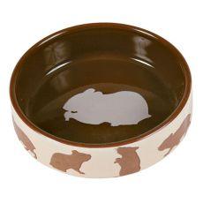 Ceramiczna miska dla chomików - 80 ml