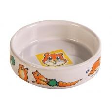 Miseczka ceramiczna dla chomików z obrazkiem - 100 ml