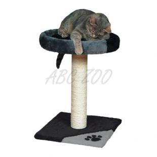 Drapak dla kotów z legowiskiem