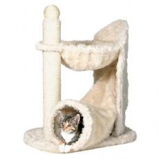 Drapak dla kota, z tunelem i legowiskiem