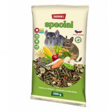 Darwin's Special karma dla szynszyli i koszatniczki 500 g