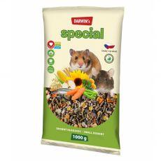 Darwin's Special karma dla drobnych gryzoni 1 kg