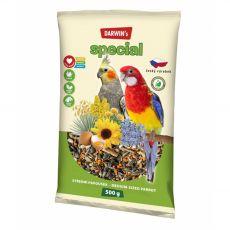 Darwin's Special pokarm dla średnich papug 500 g