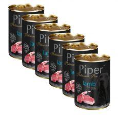 Konserwa Piper Platinum Pure jagnięcina 6 x 400 g