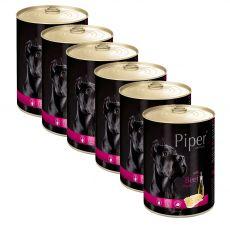 Konserwa Piper Adult z flaczkami wołowymi 6 x 400 g