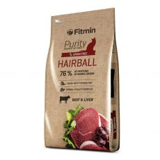 Fitmin Purity Cat Hairball 10 kg + 1 kg