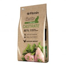 Fitmin Purity Cat Castrate 10 kg + 1 kg