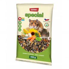 Darwin's Special karma dla drobnych gryzoni 500 g