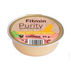 Fitmin Cat Purity tacka z kurczakiem 85 g