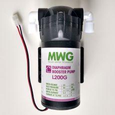 Pompa wspomagająca do odwróconej osmozy z membraną 200 GLD