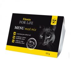 Fitmin For Life tacka dla kotów 325 g