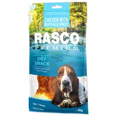 Rasco Premium Dry Snack Chicken With Buffalo Knot 80 g
