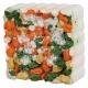 Kostka mineralna dla gryzoni – alga, z uchwytem, 80g