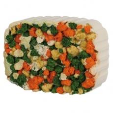 Kostka mineralna z marchewką – dla świnek morskich, 220g