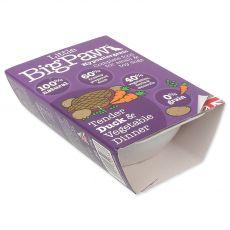 Little Big Paw Dog tacka kaczka & warzywa 150 g