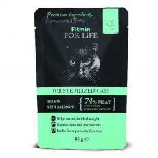 Fitmin Cat For Life Sterilized saszetka 85 g