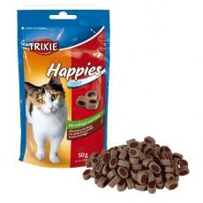 Przysmaki dla kotów - drób, ser, 50 g