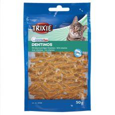 Przysmak Dentinos dla kotów - do zębów, 50 g