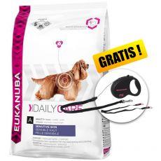 EUKANUBA Daily Care SENSITIVE Skin - 12 kg