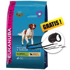 EUKANUBA MATURE & SENIOR All Breed Lamb - 12 kg