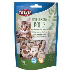 Przysmak dla kotów - kurczak, dorsz, 50 g