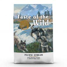 TASTE OF THE WILD Pacific Stream Puppy 12,2 kg